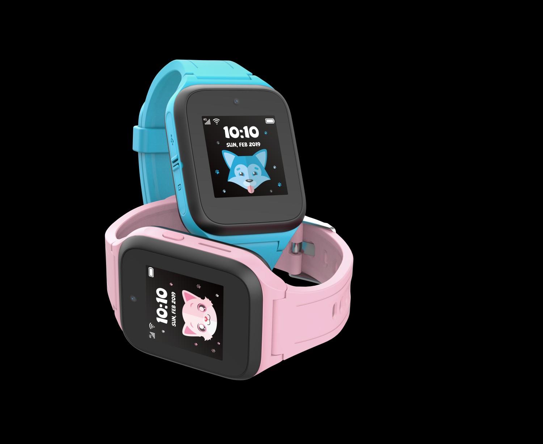 TCL MOVETIME Family Watch MT40 - dětské hodinky se 4G připojením a funkcí videohovoru