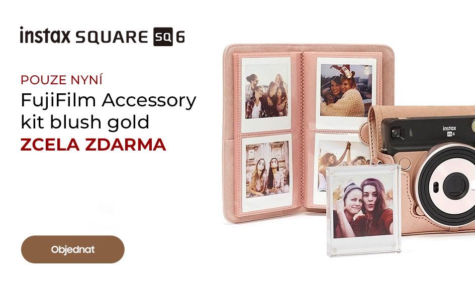 Fuji Squer 6 + accesory