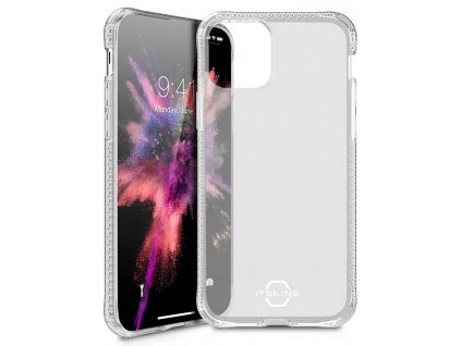 ITSKINS Nano Gel 1m Drop iPhone 11 Pro Max, Clear