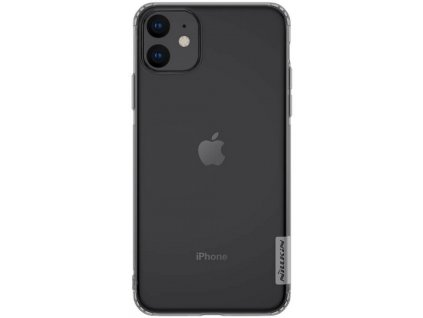 Nillkin Nature TPU pouzdro Apple iPhone 11, Grey