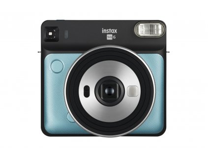 FUJIFILM Instax Square SQ6 blue  + Accessory kit black pro SQ6