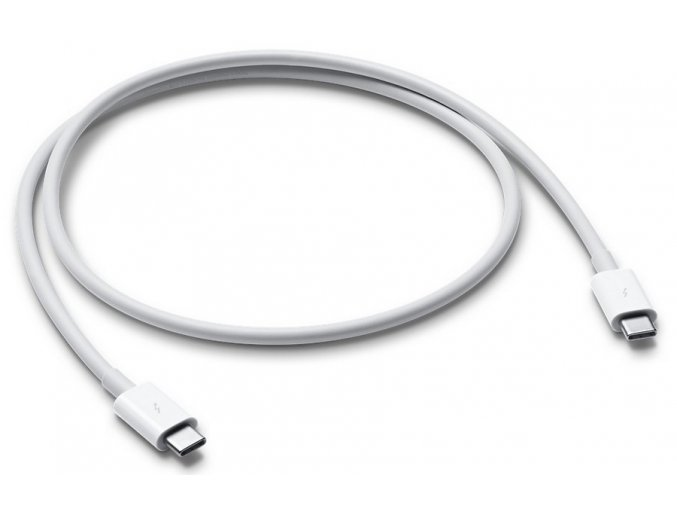 Thunderbolt 3 (USB-C) Cable (0.8m)