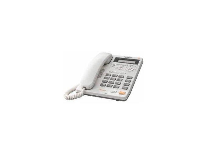 Panasonic KX-TS620FXW telefon se záznamníkem, CLIP
