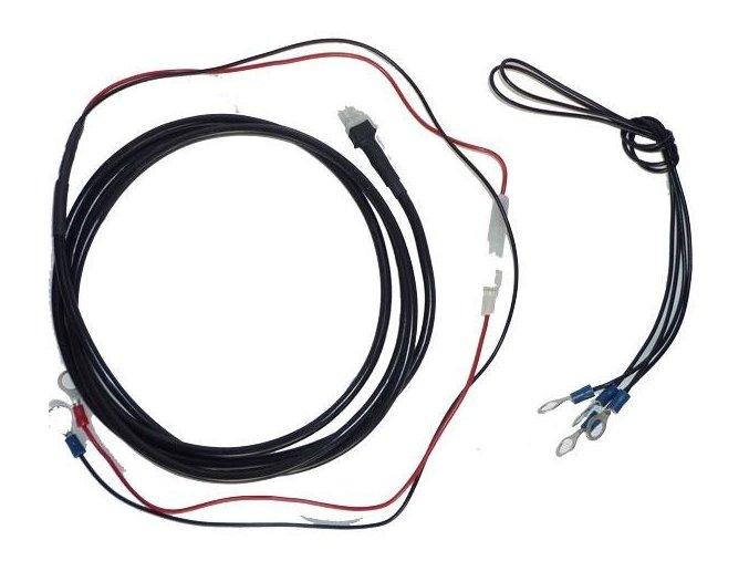 Panasonic KX-A229X - kabel k baterii pro zdroj L