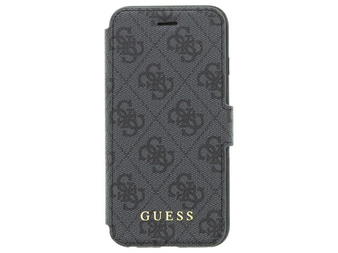 Guess Charms Book Case 4G iPhone 7/8 Plus, Grey