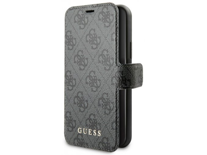 Guess Charms Book Case 4G iPhone 11 Pro, Grey