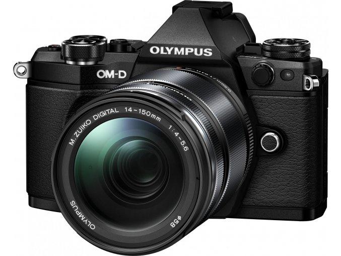 Olympus E-M5 Mark III 14-150 Kit blk/blk