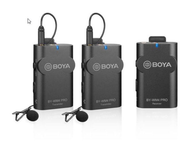 2020 09 17 10 19 46 BOYA BY WM4 Pro Dual Channel Digital Wireless Microphone BOYA