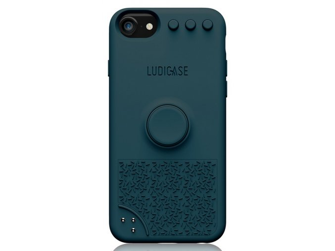 LUDICASE Pop Playground iPhone 6/7/8/SE 2020, Blue