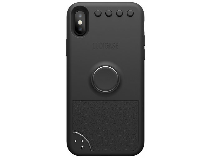 LUDICASE Edition Playground Case iPhone X/XS Black