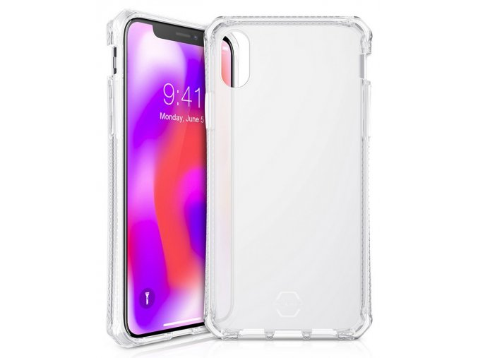 ITSKINS Spectrum 2m iPhone XR 2018, Clear