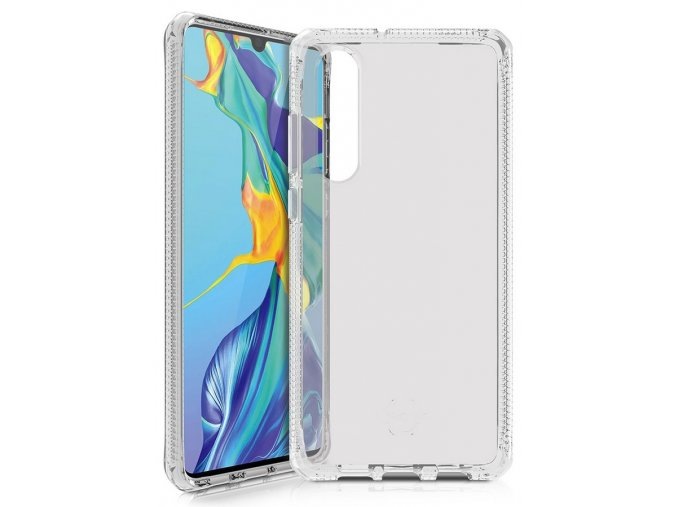 ITSKINS Spectrum gel 2m Drop Huawei P30, Clear