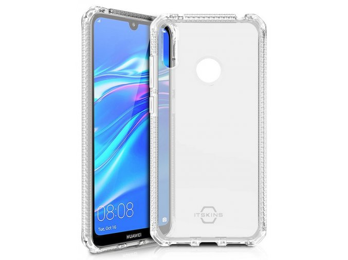 ITSKINS Spectrum gel 2m Huawei Y7 2019, Clear