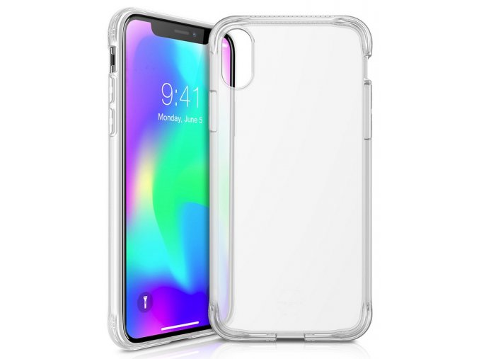 ITSKINS Nano Gel 1m iPhone XR 2018, Clear