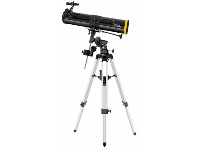 Bresser National Geographic 76/700 EQ Telescope