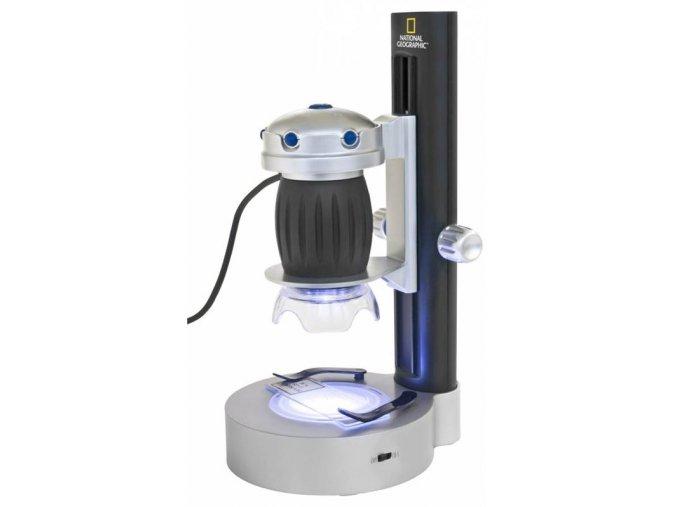 Bresser National Geographic Digital USB Microscope