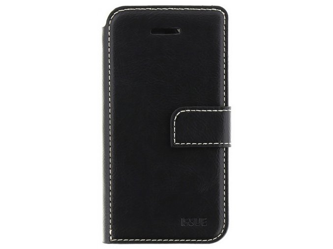 Molan Cano Issue Book pouzdro iPhone 5/5S/SE,Black