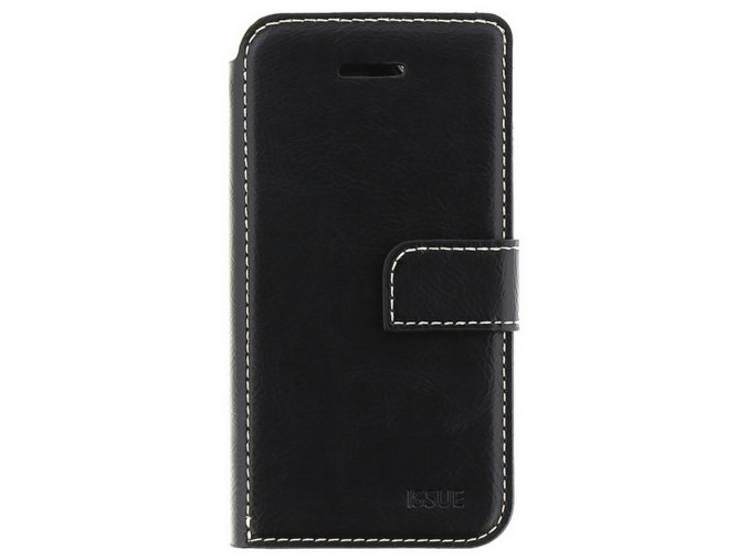 Molan Cano Issue Book pouzdro Huawei Y6 2019,Black