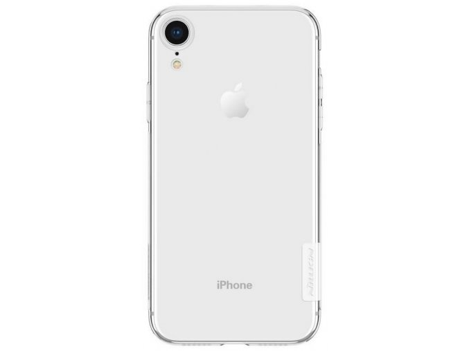 Nillkin Nature TPU pouzdro Apple iPhone XR, Clear