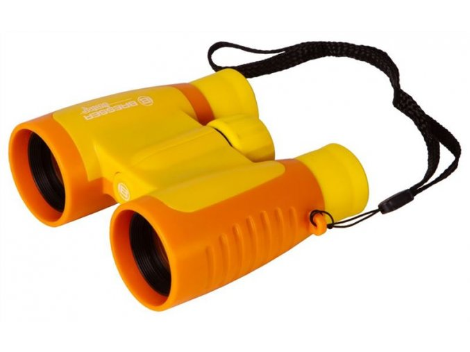 Bresser Junior 3x30 binoculars Yellow