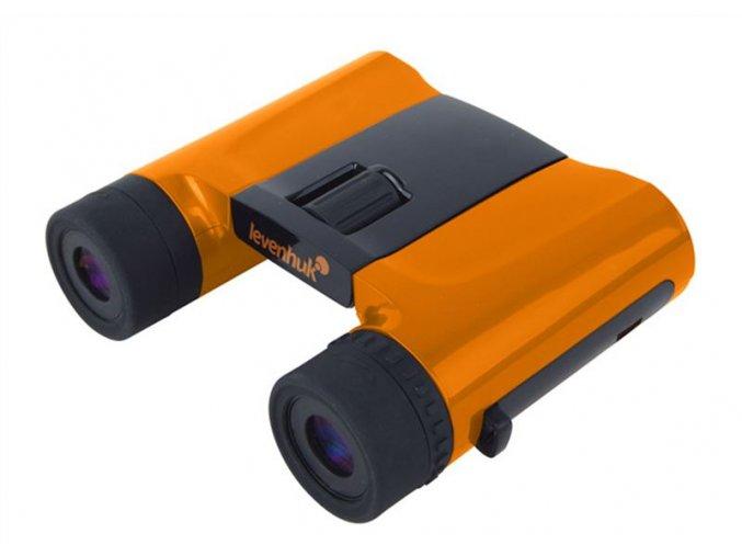 Levenhuk dalekohled Rainbow 8x25 Orange