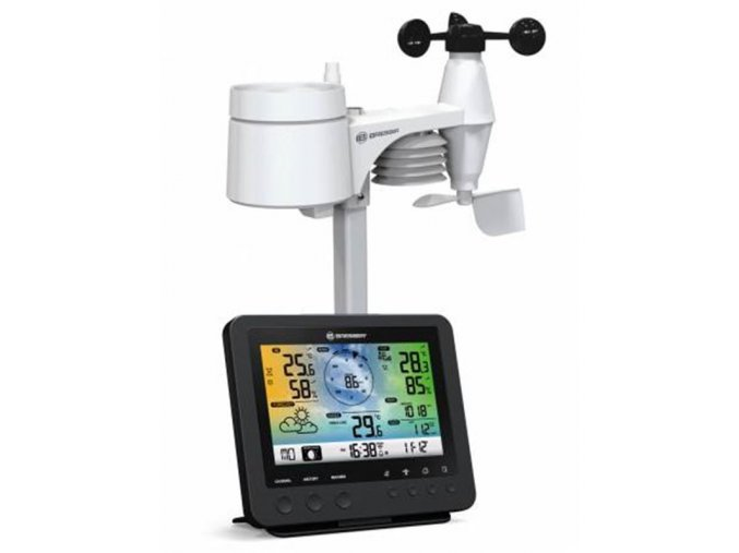 Bresser 5-in-1Wi-Fi Weather Station Colour Display