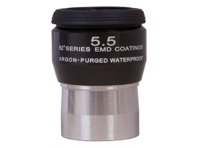 """Explore Scientific LER 62° 5.5mm 1.25"""" (AR) Eyepie"""
