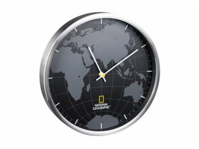 Bresser National Geographic Wall Clock 30cm
