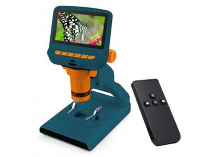 Levenhuk LabZZ DM200 LCD Digital Microscope