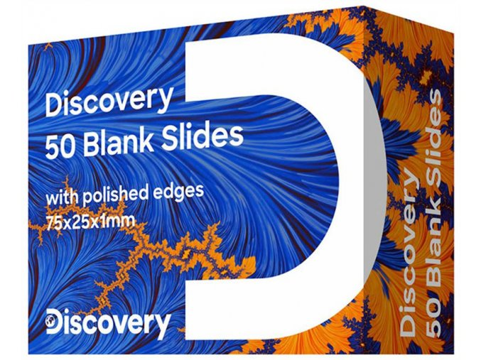 Discovery 50 Blank Slides
