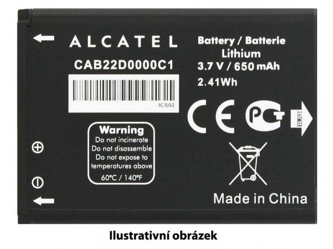 ALCATEL Baterie 950mAh Li-Ion 2053D,2053X,2019G...