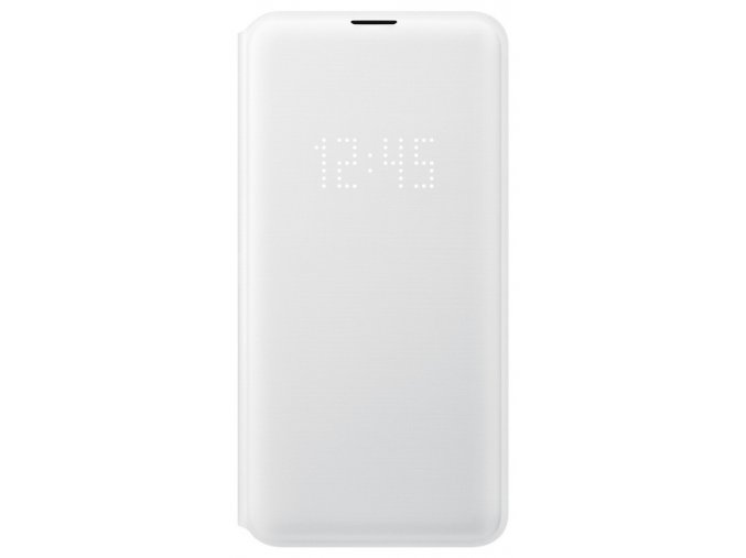 Samsung EF-NG970PW LED ViewCover Galaxy S10e,White