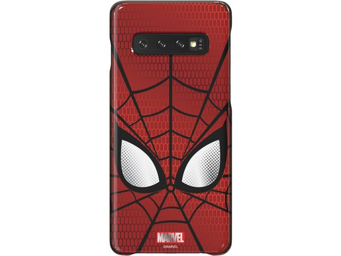 Galaxy Friends x MARVEL Spider-Man Galaxy S10