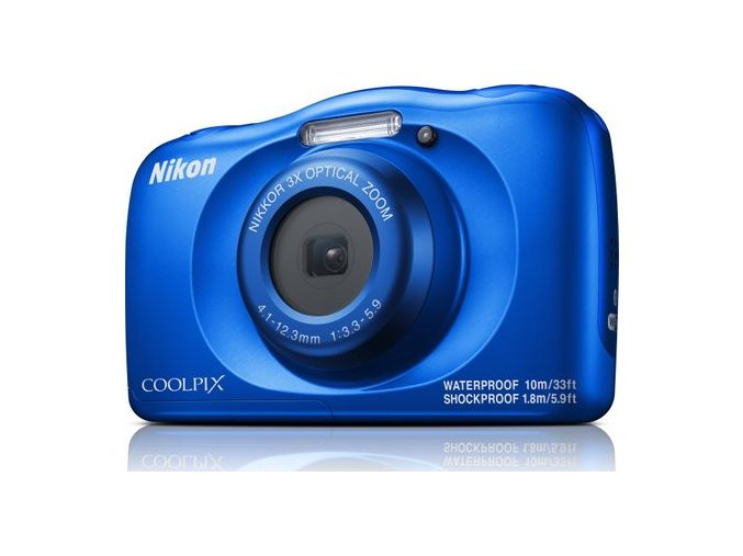 Nikon COOLPIX W150 blue backpack kit
