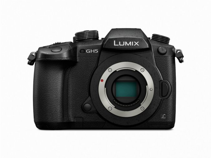 Panasonic Lumix DMC-GH5S body