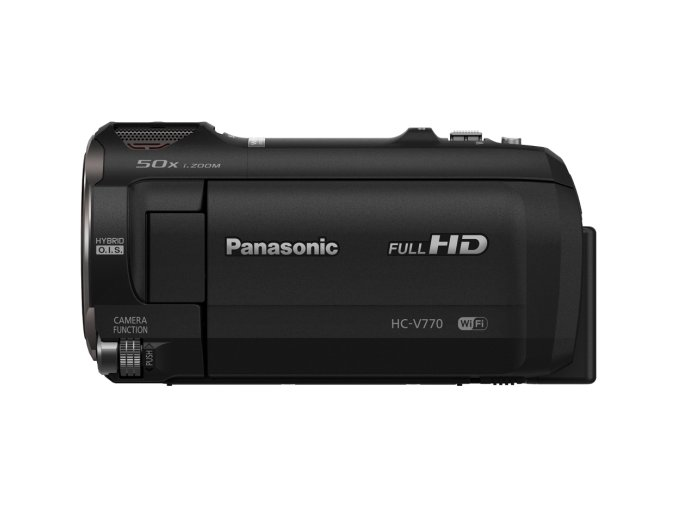 Panasonic HC-V770EP-K black
