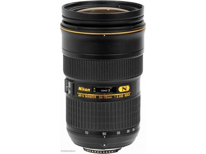Nikon 24-70 mm f/2.8 S Nikkor Z