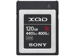 Sony 120GB XQD serieG HighSpeed