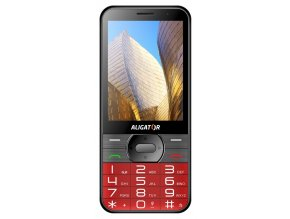 ALIGATOR A900 Senior red