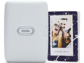 Fujifilm Instax Mini Link Printer bundle White