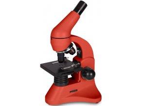 Levenhuk Mikroskop Rainbow 50L PLUS Orange  + kniha Neviditelný svět v hodnotě 549,-