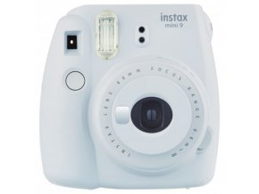 FUJIFILM Instax MINI 9 pop.bílá Led bundle