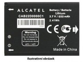 ALCATEL Baterie 950mAh Li-Ion 2051D/2051X (BULK)