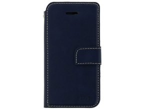 Molan Cano Issue Book Samsung Galaxy A20s, Navy