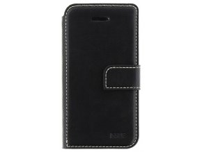 Molan Cano Issue Book Samsung Galaxy M31s, Black