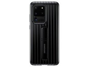 Samsung EF-RG988CB Standing Cover S20 Ultra, Black