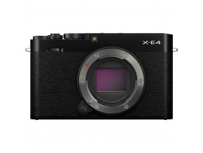 Fujifilm X-E4 black body