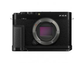 Fujifilm X-E4 black body + ACC kit