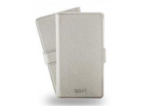 Azuri universal wallet pouzdro velikost L, White