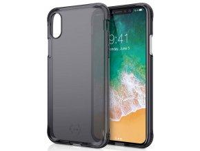 ITSKINS Zero Gel 1m Drop iPhone X/XS, Black